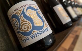 Von Winning Paradiesgarten Riesling | wijnreis-D-Wijn